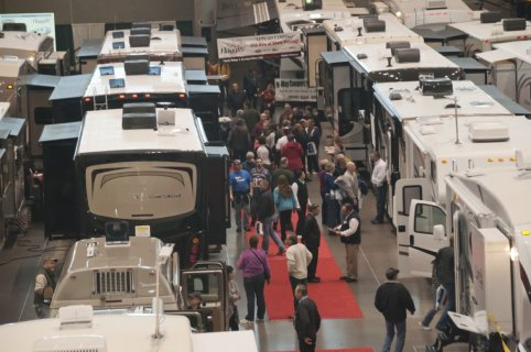RV and Camping Expo – January