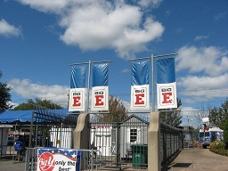 Picture of the Entrance Gate to the Big E