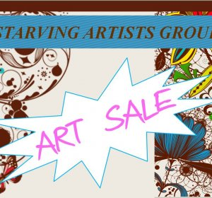 Starving artist Expo Sales