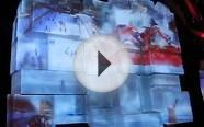 Canada Exhibition Video Cube Shanghai World Expo.