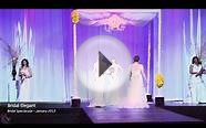 Las Vegas Bridal Show present Bridal Fashions at Bridal