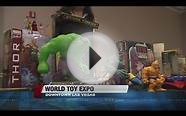 World of Toys Expo happening in downtown Las Vegas